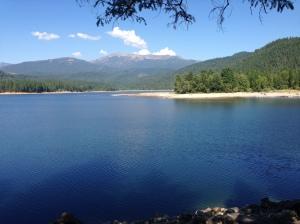 Lake Siskiyou :)