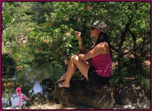 Bonding with nature is one of my favorite ways to restore my inner strength.