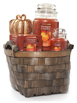 YC-Autum Basket Gift Set