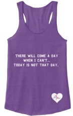 There will come a day- Purple